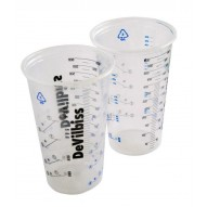 DEVILBISS Mixing Cups 600ml