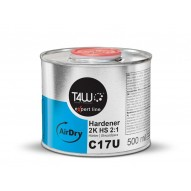 T4W Hardener for clearcoat C17 2K 2:1 HS / 0.5L
