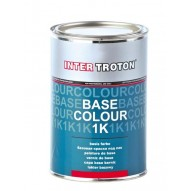 Troton IT Base Coat 1K 2:1 1L / white