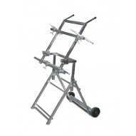 T4W Universal body parts painting rack