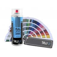 T4W 1K acrylic coat spray RAL 3020 / 400ml