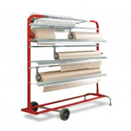 T4W 4P Film- paper roll dispenser rack 59235