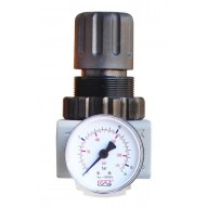 GAV Air pressure reducer regulator 1/2 / R200
