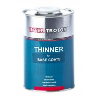 Troton IT Base Coats Thinner / 5L