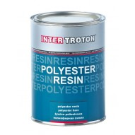 Troton IT Polyester Resin / 1kg