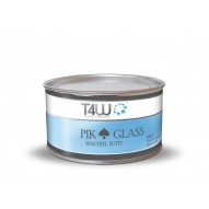 T4W PIK GLASS Putty with Glass Fiber / 1.8kg
