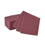 COLAD Scuff Pads 150x230mm Red Very Fine