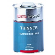 Troton IT Acrylic Thinner / 1L