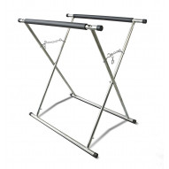 T4W Extendible painting rack type X