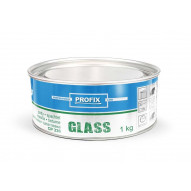 PROFIX CP336 Polyester putty Glass / 1kg