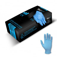 T4W Disposable Nitrile Gloves blue / size: M