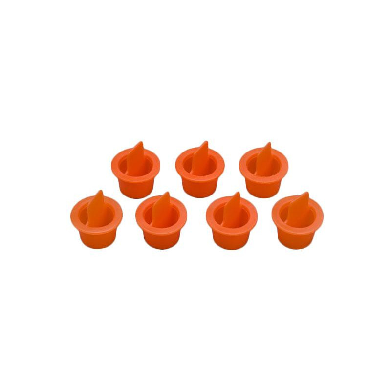 DEVILBISS Orange Stecker