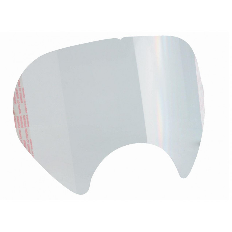3M Faceshield Cover set for 6800 full-face mask