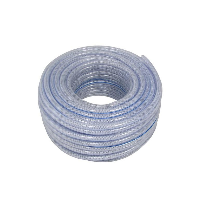 High Pressure Braided PVC Hose 8x2.5 mm