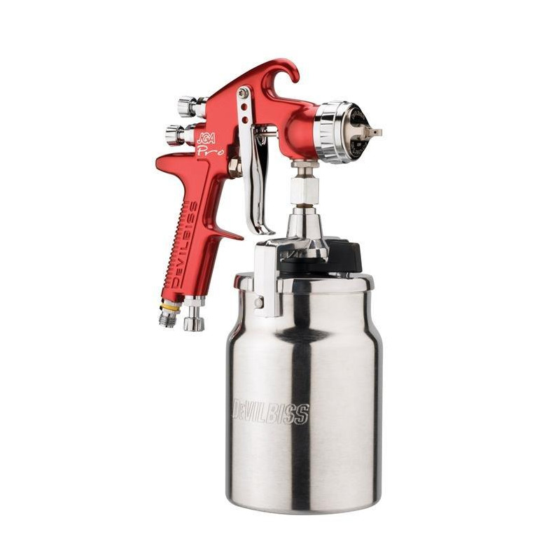 DEVILBISS Suction Feed Spray Gun JGA Pro C2 /1.6