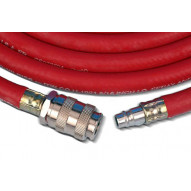 DEVILBISS Air Hose with Fittings 8mm / 10m