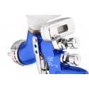 DEVILBISS Spray Gun GTi Pro DIG TE20 13-14 BLUE