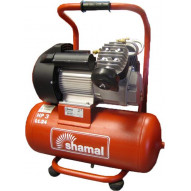 SHAMAL Mini Piston Compressor SDV 24L / 2.2kW