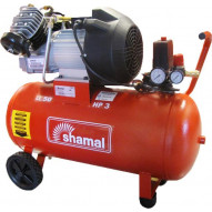SHAMAL Mini Piston Compressor SDV 50L / 2.2kW
