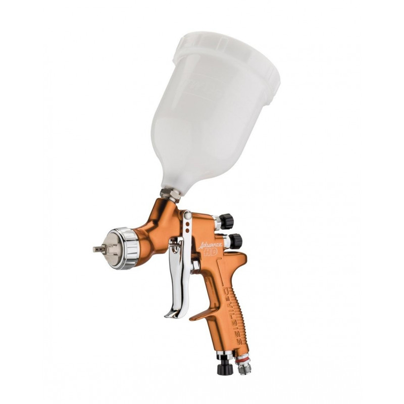 DEVILBISS Advance HD Gravity Spray Gun 500R / 2.0