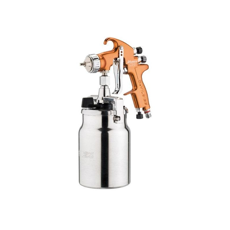 DEVILBISS Advance HD Suction Spray Gun 500R / 1.8