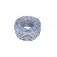 High Pressure Braided PVC Hose 25x4 mm