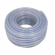 High Pressure Braided PVC Hose 6x2.5 mm
