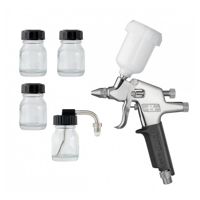 SATAjet 20 B Spray Gun design painting / 0.5