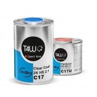 Set T4W eXpert line C17 AIR DRY Clear coat HS 2K 2:1 1,5 L.