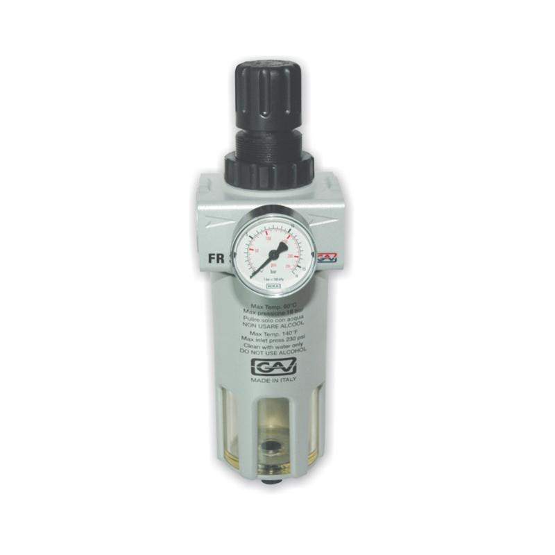 GAV Compressed air filter + reducer 1 / FR300