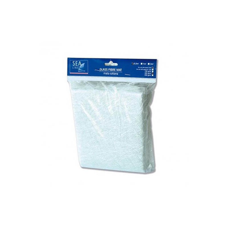 SEA LINE Epoxy Glass Fibre Mat 450g/m2 | 1m2