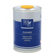 SEA LINE CLEANER Silicone Remover Degreaser / 1L