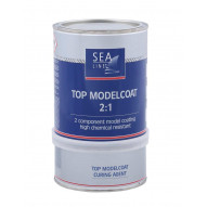 SEA LINE MODELCOAT Paint GRAU / 0.75L