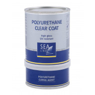 SEA LINE Polyurethane Clear Coat 2K 2:1 / 0.75L