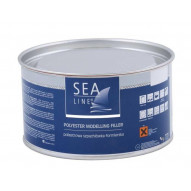 SEA LINE Polyester Modelling Filler Putty / 5kg