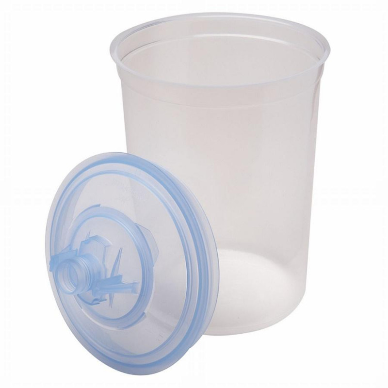 3M PPS Disposable lids and liners 850ml / 200µ