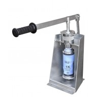 Set T4W Manual spray filler machine for filling spray + can 12 pcs.