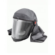 SATA® air vision 5000 carbon set Atemschutzhaube