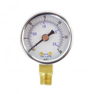 DEVILBISS Air pressure gauge for KBII 2.3L Cup