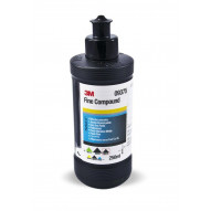 3M 09375 Polishing Compound black cap / 250ml