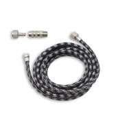 DEVILBISS DAGR Airbrush nylon hose braided 3m QC