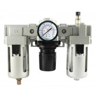 FACH Air filter + reducer+ lubricator | 1/2