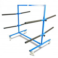 T4W Double-sided bumper Rack / two-level