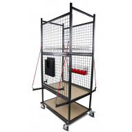T4W Automotive workshop trolley / black