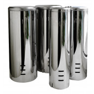 T4W Mixing Cups Dispenser set / 4 pcs.