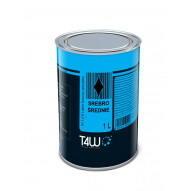 T4W CARO 1K Base Coats 1:0.8 medium silver / 1L