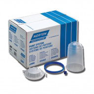 NORTON NPS Disposable lids and liners 125µ / 250ml