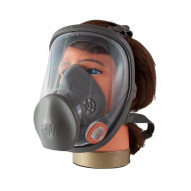3M Premium Reusable Full Mask 6000 / size M