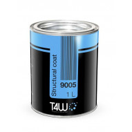 T4W 9005 Structural coat  for bumpers 1K
